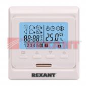 - REXANT Терморегулятор с дисплеем и автоматическим программированием (R51XT) (51-0532)